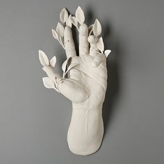 Kate MacDowell does some wild sculptures!       www.katemacdowell.com