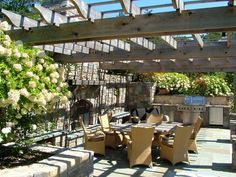 Amazing Outdoor Kitchens : Outdoors : Home & Garden Television