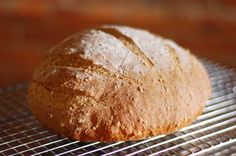 How To Make Bread: A basic artisan bread made with poolish
