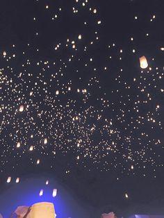 Rise Lantern Festival, Mojave Desert - Must Love Sunshine Blog