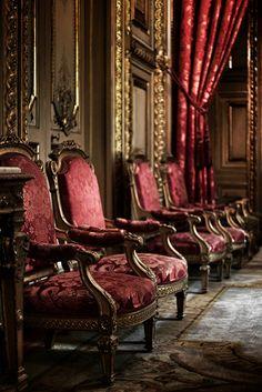 Napoleon's Apartments at the Louve