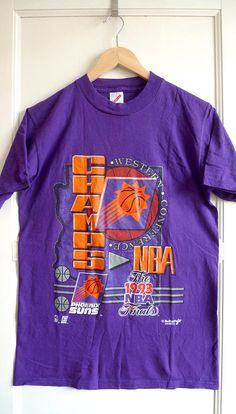 023f0302b7e2 Vintage 1993 Phoenix Suns NBA Champion Tee M Jerzees Tag  phoenixsuns   phoenix  nba  nationalbasketball  basketball  sportswear  jerzees  vintage