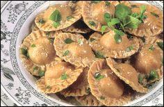 ravioli di castagne #ricette