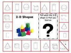 kindergarten common core shapes | and 3-d shapes bingo-Thanksgiving - debi goodman ...