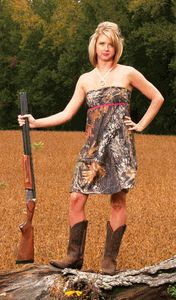 Camo bridesmaid dresses Camo and Bridesmaid on Pinterest