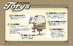 トリス - TORYS