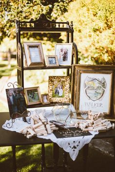 """Couple says """"I Do"""" in the pumpkin patch where they took a pre-school field trip 20 years prior: http://www.stylemepretty.com/washington-weddings/snohomish/2015/10/16/rustic-summer-wedding-at-craven-farms/ 