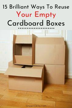 Cardboard Box Storage, Cardboard Drawers, Recycle Cardboard Box, Diy Cardboard Furniture, Used Cardboard Boxes, Diy Storage Boxes, Cardboard Box Crafts, Cardboard Toys, Cardboard Organizer