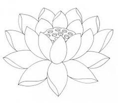 Free printable lotus coloring pages for kids flower coloring pages simple lotus flower outline wallpaper free latest hd hairstyle coloring home pages mightylinksfo