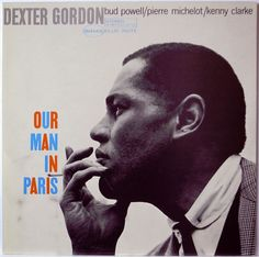 DEXTER GORDON / OUR MAN IN PARIS / BLUE NOTE / JAZZ / KING JAPAN