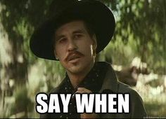 Val Kilmer as Doc Holliday ❤ ❤ ❤ Doc Holliday Quotes, Tombstone Movie Quotes, Tombstone Sayings, Tombstone 1993, Doc Holliday Tombstone, Cowboy Films, Cowboy Quotes, Western Quotes, Army Quotes