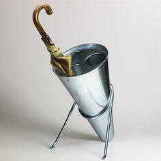 Umbrella Stand.  Ettore Sottsass.