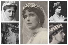 The Romanian Diamond Loop Tiara