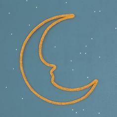 Lune en laine