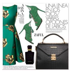www.zaful.com/?lkid=7011 by lucky-1990 on Polyvore featuring polyvore fashion style Keiko Mecheri clothing