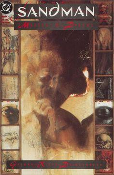 Sandman #3 (1989), Dave McKean, comic book
