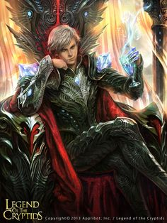 Artist: Sung Yoon Ko aka Gosytale - Title: Unknown - Card: Iceman, the Ringleader