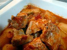Marmitako de bonito... www.cocinandoconencarni.es