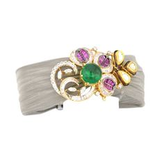 Never Seen Before Jewellery Collection in store now. Wide Range of Exclusive Designs in Fusion Collection made with Gold, Diamonds, Polki and Gemstones. New Concept of Bracelets with Steel belt changeable to Pendants and many more. Visit now or Whatsapp us @ 7207200042