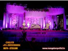 Looking for a Wedding planner in Bhubaneswar? Mangalam Pvt. Ltd is a leading wedding consultants and event organizers in Odisha. Plan your dream wedding with us! We can help you plan the best wedding parties. Visit us to know more! http://www.mangalampvtltd.in/