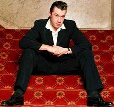 Mark Lamar - Radio DJ, comedian, and TV presenter. In that order. Michael Weatherly, Michael Fassbender, A Royal Affair, Mark Strong, Jason Isaacs, Vicars, Teddy Boys, Bbc Tv, British Comedy