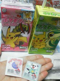 drink, kawaii, and pokemon image