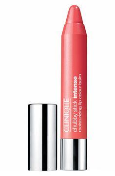 Clinique 'Chubby Stick - Intense' Moisturizing Lip Color Balm $16 5 * review;  Heftiest hibiscus