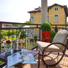 VILLA MARIA, ROOM WITH BALCONY www.villamaria,tv   #lagodigarda #Desenzano #gardasee #gardalake
