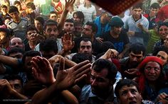 """COMING TO AMERICA: Obama announced today that America should prepare themselves to receive over 10,000 Muslim migrants when they hit our shores over the next few months. Click this link to watch videos taken this week of what happened in Europe when the """"refugees"""" """"migrants"""" arrived there. Obama is importing ISIS terrorists by the boatload, and you never even got to vote on it. Truly, the handwriting is on the wall, America is finished. #MuslimMigrants…"""