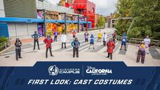 Avengers Campus Cast Costumes Revealed Ahead of Opening Downtown Disney, Disneyland Resort, Disney California Adventure Park, Disney Parks Blog, Epic Story, Cast Member, Disney And More, Guardians Of The Galaxy, Avengers