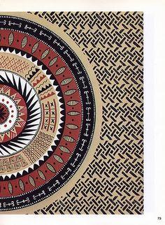 Ame Design - amenidades do Design . blog: Belo padrões Africanos