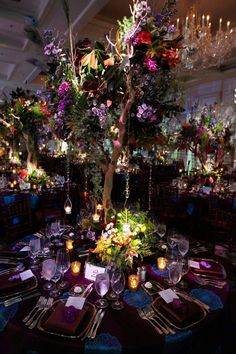 Enchanted forest decorations for wedding ideas 54 - Savvy Ways About Things Can Teach Us Wedding Flower Arrangements, Wedding Centerpieces, Wedding Table, Wedding Flowers, Wedding Decorations, Wedding Ideas, Wedding Planning, Bouquet Flowers, Gold Flowers
