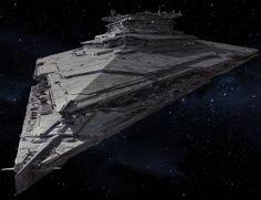 concept ships: The Finalizer First Order Star Destroyer