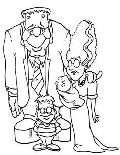 10 dessins d'Halloween, à imprimer gratuitement! - Bricolages - Des bricolages géniaux à réaliser avec vos enfants - Trucs et Bricolages - Fallait y penser !