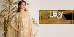 The cool, pastel hues are soft to the eyes & delicate prints with intricate embroideries make the collection a royal dream.So get ready for Eid Dresses with Shahabano. Shahbano Luxury Eid Collection 2016 With Price http://www.womenclub.pk/shahbano-luxury-eid-collection-2016-with-price.html #Shahbano #ShahbanoLuxuryCollection #EidCollection #Eid2016 #LuxuryEid #ShahbanoCollection #Dresses #Fashion