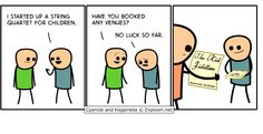 Do it for the kids  Cyanide and Happiness, a daily webcomic