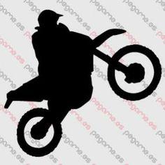 Pegame.es Online Decals Shop  #motorbike #motocross #mx #off_road #wheelie #vinyl #sticker #pegatina #vinilo #stencil #decal