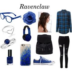 Ravenclaw outfit