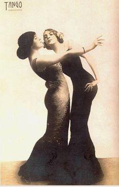 #Tango para ellas