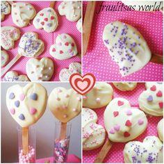 valentine heart pops Sugar Love, Valentine Heart, Your Story, Sweets, Pop, Cooking, Cake, Desserts, Kitchen