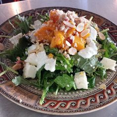 """See 63 photos from 184 visitors about coffee, sandwiches, and trendy. """"had a great lunch here- they roast their own chicken for the roast chicken. Cafe Dublin, Roast Chicken, Cobb Salad, Sandwiches, Good Food, Lunch, Eat Lunch, Paninis, Healthy Food"""