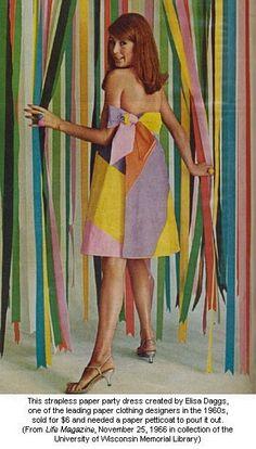 1960s Rainbow Dress