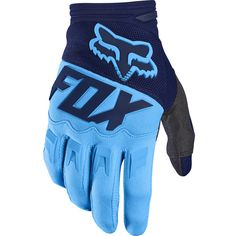 A high-performance glove without the high price tag. The freshly-renovated Dirtpaw uses a completely padded knuckle, padded palm, and superior flex-point comfort to remain the top choice for the entry-level rider. Motocross Gloves, Motocross Racing, Motorcycle Gloves, Fox Racing Jerseys, Mtb Gloves, Rock Star Outfit, Fox Man, Cycling Bikes, Bmx