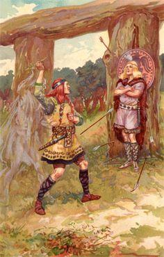 Portal dos Mitos: Balder