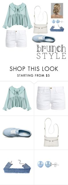 """""""Untitled #366"""" by em-ro ❤ liked on Polyvore featuring Frame, Vans and Bueno"""