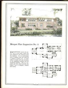Morgan Plan Suggestion No. 11
