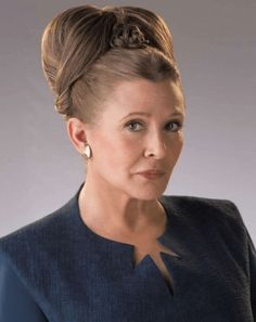 Star Wars: Morre, aos 60 anos, a atriz Carrie Fisher - Feededigno