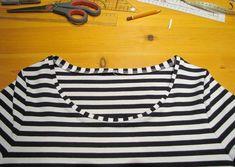 Jak si ušít tričko se řeší ve článku na webu Módní Peklo. Tady žije móda! Sewing Hacks, Sewing Crafts, Sewing Ideas, Polo Ralph Lauren, Mens Tops, T Shirt, Clothes, Tutorials, Fashion