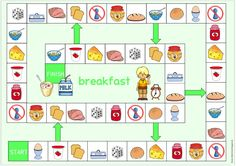 "Ideenreise: Spielfeld ""breakfast"""