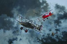 The last flight of Albert Ball.  Albert Ball VC, DSO  Two Bars, MC (14 August 1896 – 7 May 1917) was an English fighter pilot of the First World War. At the time of his death he was, with forty-four victories, the United Kingdom's leading flying ace, and remained its fourth-highest scorer behind Edward Mannock, James McCudden, and George McElroy.